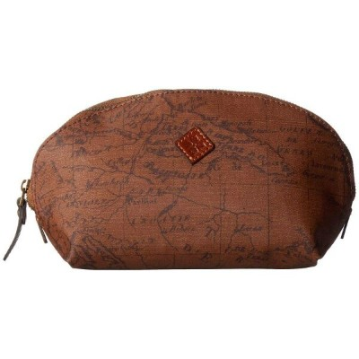 パトリシア ナッシュ Patricia Nash レディース ポーチ【Capriana - Dome Cosmetic Case】Signature Map