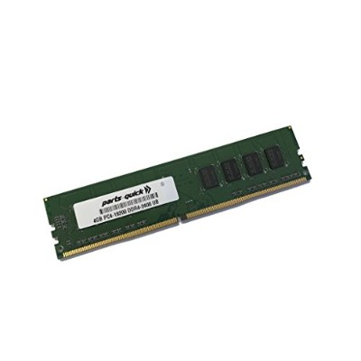 4GB Memory for ASUS X99 Motherboard X99-E-10G WS DDR4 2400MHz Non-ECC UDIMM Memory (PARTS-クイック...