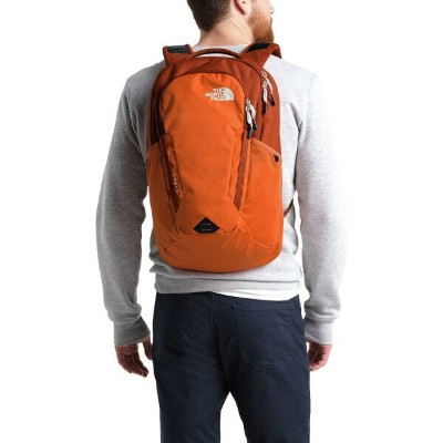(取寄)ノースフェイス ボルト 26.5L バックパック The North Face Men's Vault 26.5L Backpack Papaya Orange/Picante Red