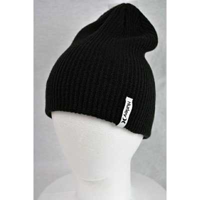 HURLEY (ハーレー) STAPLE ONE & ONLY BEANIE ニットキャップ ビーニー 帽子 サーフィン SURFING