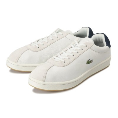 【LACOSTE】 ラコステ MASTERS 119 3 マスターズ SMA0035 WN1 OFF WHT/NVY