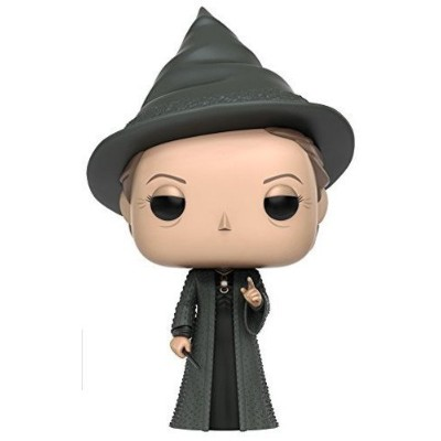 Funko - Figurine Harry Potter - Minerva Mcgonagall Pop 10cm - 0889698109895