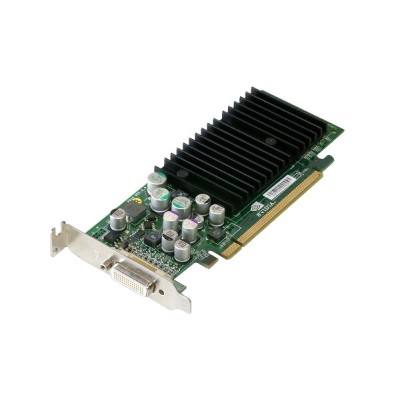 MSI GeForce 6200 Turbo Cache 64MB DMS-59 PCI Express x16 LowProfile MS-V014【中古】