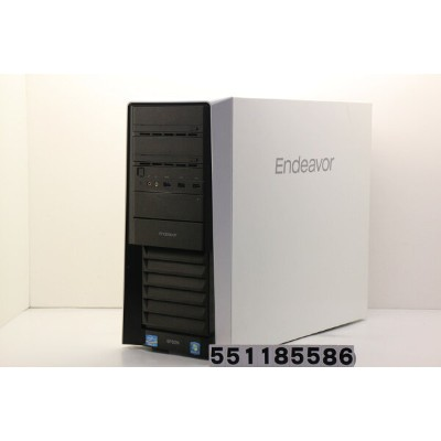 EPSON Endeavor Pro 5000 Core i7 2770K 3.5GHz/8GB/1TB/Multi/RS232C パラレル/Win10/Radeon HD6770【中古】...