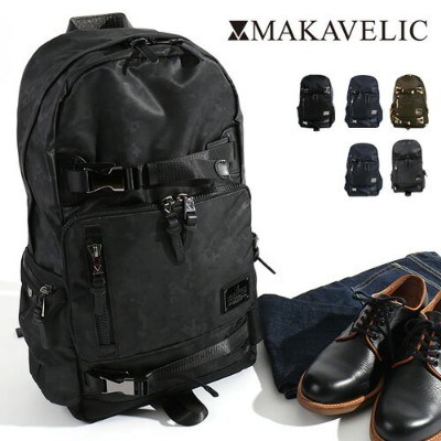 MAKAVELIC/マキャベリック SUPERIORITY BIND UP BACKPACK バックパック 3106-10105[メンズ リュックサック リュック バックパック バッグ 鞄...