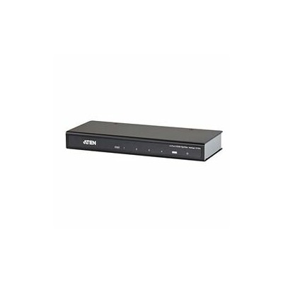 ATEN 4ポートHDMI分配器 VS184A 取り寄せ商品