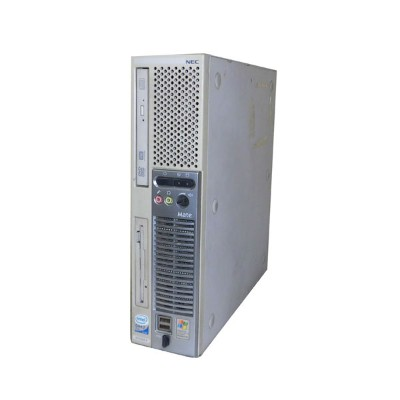 中古パソコン OSなし NEC MATE MY18A/E-4 (PC-MY18AEZF5U94) Core2Duo 6320 1.86GHz/1GB/80GB/DVDマルチ