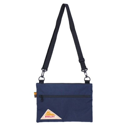 KELTY(ケルティ) VINTAGE FLAT POUCH SM Navy 2592214