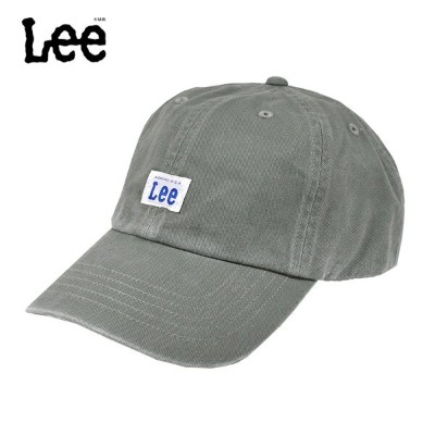 LEE リー LE LOW CAP COTTON TW キャップ 100176303 GG H15
