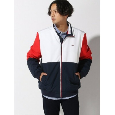 TOMMY HILFIGER (M)TOMMY HILFIGER(トミーヒルフィガー)パデッドジャケット トミーヒルフィガー コート/ジャケット コート/ジャケットその他 レッド【送料無料】