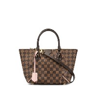 Louis Vuitton Pre-Owned 2015 Caissa PM 2way ハンドバッグ - ブラウン