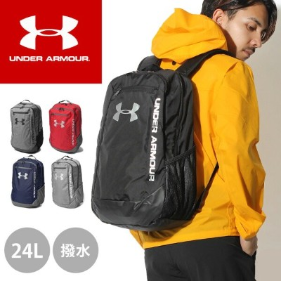 【SALE開催】アンダーアーマー リュック メンズ レディース ハッスル バックパック UNDER ARMOUR LDWR HUSTLE BACKPACK LDWR 1273274 リュックサック...