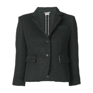 Thom Browne Military-Weight Cashmere Sport Coat - グレー