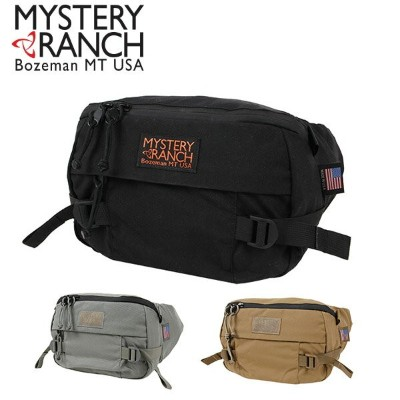 MADE IN USA 送料無料 ウエスト バッグ ミステリーランチ MYSTERY RANCH ヒップモンキー HIP MONKEY 8L ボディバッグ ヒップバッグ ウエストポーチ カバン 鞄...