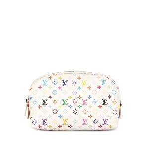 Louis Vuitton Pre-Owned コスメポーチ - ホワイト