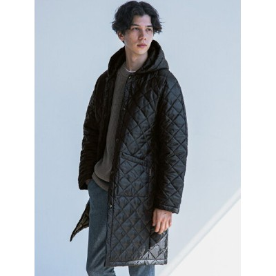 [Rakuten Fashion]別注[ラベンハム]★LAVENHAM*GLRDAGWORTHキルティングフードコート UNITED ARROWS green label relaxing...