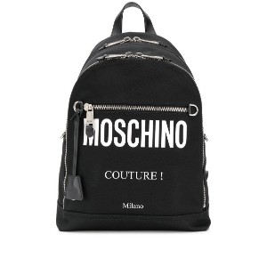 Moschino Moschino Couture! バックパック - ブラック