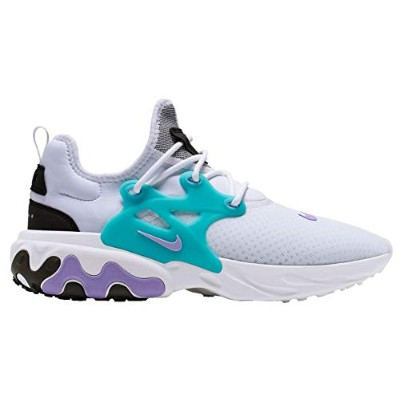 Nike React Presto [AV2605-101] Men Casual Shoes White/Night Maroon/US 10.5