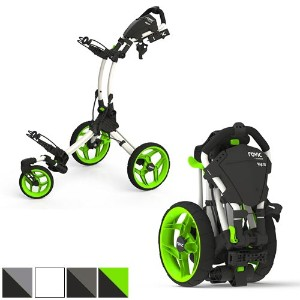 Clicgear Rovic Swivel RV1S Push Cart【ゴルフ バッグ>手引きカート】