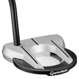 TaylorMade Spider Arc Silver Putter【ゴルフ ゴルフクラブ>パター】