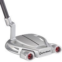 TaylorMade Spider Tour Diamond Silver L Neck Putter【ゴルフ ゴルフクラブ>パター】