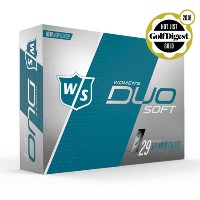 Wilson Staff Ladies DUO SOFT Golf Ball【ゴルフ レディース>ボール】