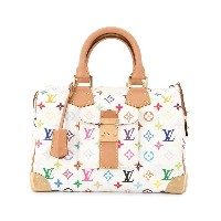 Louis Vuitton Pre-Owned スピーディ 30 ハンドバッグ - ホワイト