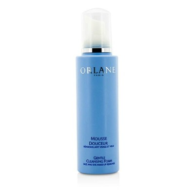 Orlane Gentle Cleansing Foam Face And Eye Makeup Remover (Unboxed) オルラーヌ Gentle Cleansing Foam Face...