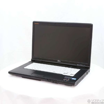 【中古】FUJITSU(富士通) LIFEBOOK A572/F FMVNA7SE 〔IBM Refreshed PC〕 〔Windows 10〕 【291-ud】