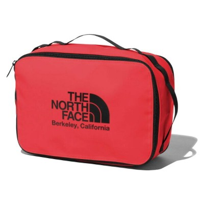 THE NORTH FACE(ザ・ノースフェイス) BC SQUARE CANISTER 4(BC スクエア キャニスター 4インチ) 12L TR(TNFレッド) NM81966