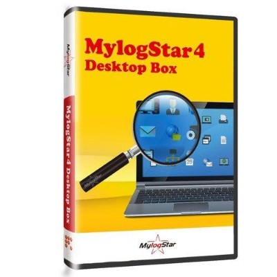 ラネクシー MylogStar 4 Desktop Box MLS4DT-BOX