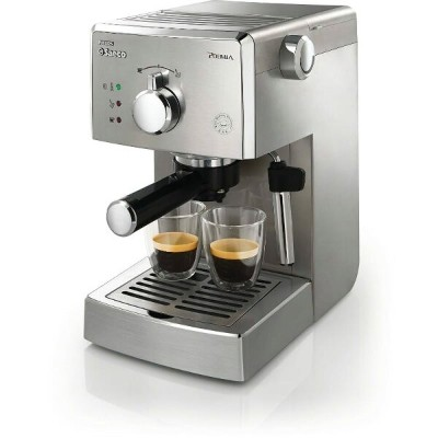 サエコ エスプレッソマシン Phillips Saeco HD8327/47 Poemia Top Espresso Machine 家電