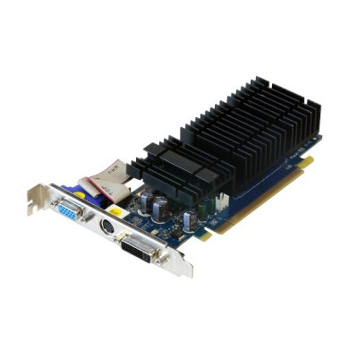 SPARKLE Computer GeForce 8400 GS 256MB VGA/DVI/TV-out PCI Express x16 SFPX84GS【中古】