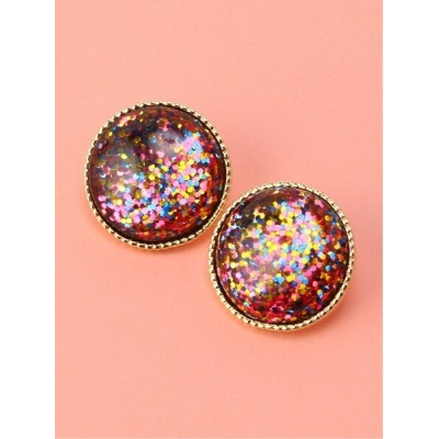 【SALE/40%OFF】Lily Brown クリアミックスピアス リリーブラウン アクセサリー ピアス ピンク イエロー ホワイト