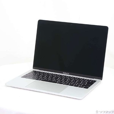 【中古】Apple(アップル) MacBook Pro 13.3-inch Late 2016 MLUQ2J/A Core_i5 2GHz 8GB SSD256GB シルバー 〔macOS v10...