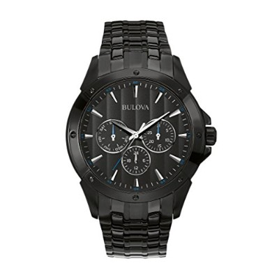 ブローバ 腕時計 メンズ 98C121 Bulova Men's 98C121 Sport Analog Display Japanese Quartz Black Watchブローバ 腕時計...