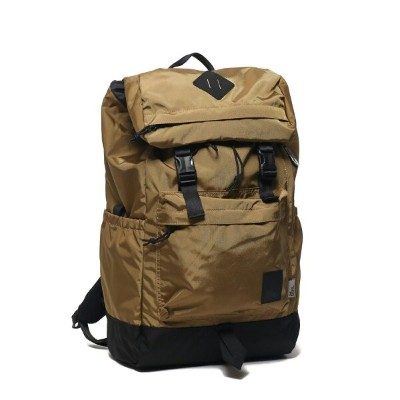 THE BROWN BUFFALO HILLSIDE BACKPACK(ザ ブラウン バッファロー ヒルサイドバックパック)COYOTE【メンズ レディース バックパック】19FA-I