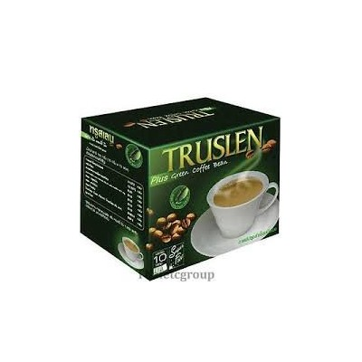 Truslen Green Coffee Bean Slimming Instant Coffee by C.ARUN