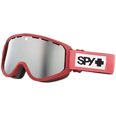 SPY OPTIC 銅 ブロンズ 銀色 シルバー + 【 SILVER SPY OPTIC WOOT COLORBLOCK RASPBERRY HD BRONZE W SPECTRA MIRROR...