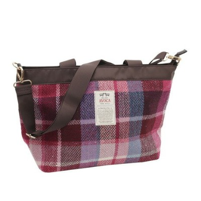AVOCA(AVOCA) Cork トートバッグ Cherry 137402 (Men's、Lady's)