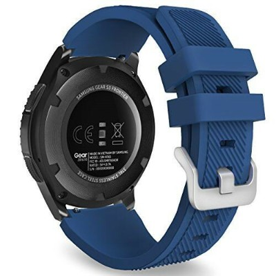 Gear S3 Frontier/Classic バンド - ATiC Samsung Gear S3 Frontier/Gear S3 Classic/Moto 360 第二世代 46mm...