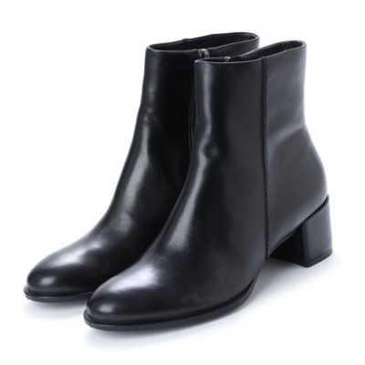 【アウトレット】エコー ECCO Shape 35 Block Ankle Boot (BLACK)