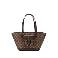 Louis Vuitton Pre-Owned マノスク PM ハンドバッグ - ブラウン