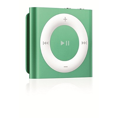 M-Player iPod Shuffle 2GB Green (Latest Generation)