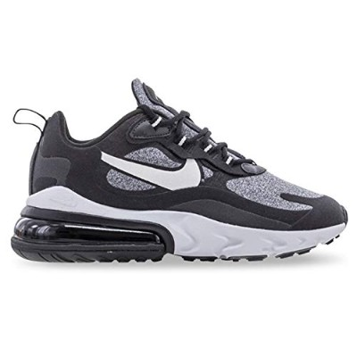 Nike W Air Max 270 React [AT6174-001] Women Casual Shoes Black/Vast Grey/US 6.0
