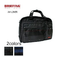 BRIEFING (ブリーフィング) A4 LINER / 2colors
