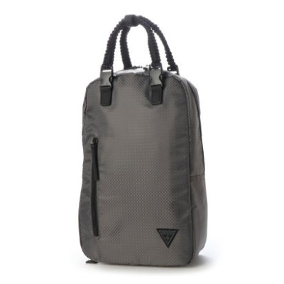 【アウトレット】ゲス GUESS TACTICAL BACKPACK (GREY)
