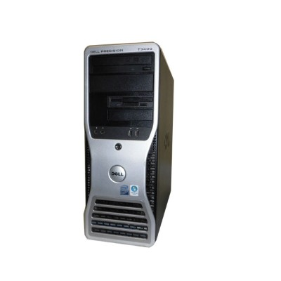 DELL PRECISION T3400 WindowsXP Core2Duo E8200 2.66GHz 4GB 250GB Quadro FX570 中古ワークステーション