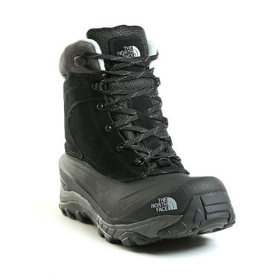 ザ ノースフェイス The North Face メンズ ブーツ シューズ・靴【Chilkat III Boot】TNF Black/Dark Gull Grey