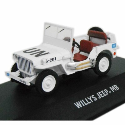 JEEP WILLY'S UNITED NATION WH 1/43 GreenLight 3612円 【 ジープ ウィリス ミニカー グリーンライト ダイキャストカー ミリタリー 】